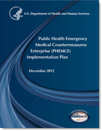 Cover of the 2012 PHEMCE Strategy