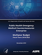 Cover of the PHEMCE MYB FY 2018-2022