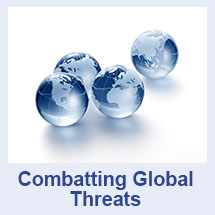 Combatting Global Threats