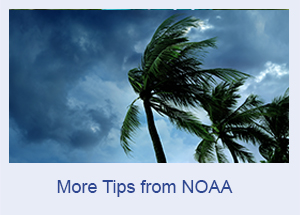 More Tips from NOAA