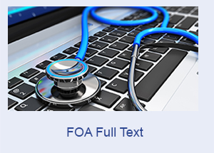 FOA Full Text