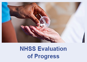 NHSS Evaluation of Progress