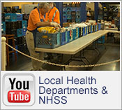 YouTube:  National Health Security and NHSS