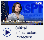 Video:  Critical infrastructure protection
