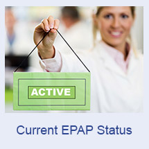 Current EPAP Status - Active