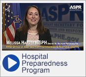 Video:  Hospital Preparedness Program