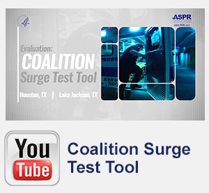YouTube:  Coalition Surge Test Tool