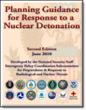 Cover of the Planning Guidance for Response to a Nuclear Detonation