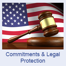 Commitment and Legal Protection