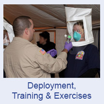 Deployment, Training and Exercises