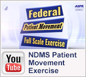 Video: NDMS Patient Movement Exercise