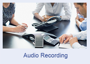 Audio Recording MP3