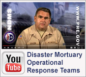 Video: Disaster Mortuary Operational Response Teams