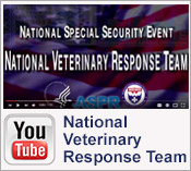 Video: National Verterinary Response Team