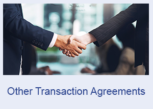 Other Transaction Agreements