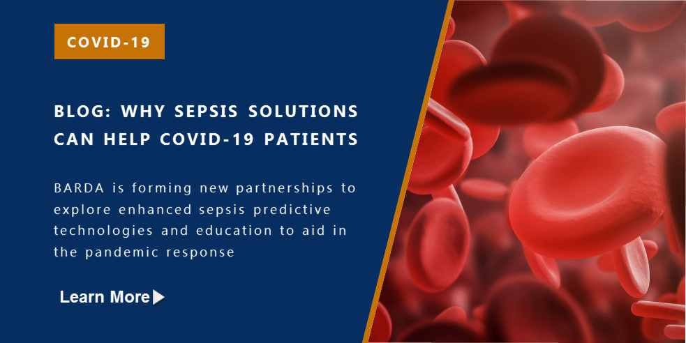 Why sepsis solutions can help COVID-19 patients. Learn More.