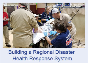 Building a Regional Disaster Health Response System