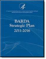 BARDA Strategic Plan 2011-2016.
