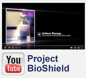 YouTube:  Project BioShield