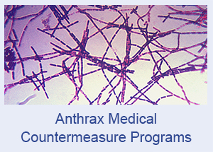 Anthrax Medical  Countermeasure Programs