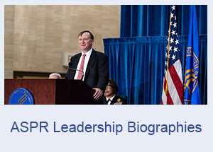 ASPR Leadership Biographies