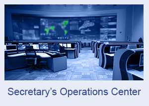 Secretary's Operations Center
