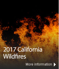 2017 California Wildfires.  More Information.