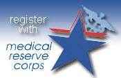 Register with Medical Reserve Corps