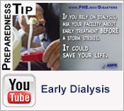 Early Dialysis
