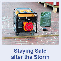 Staying Safe after the Storm