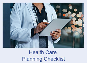 Health Care Planning Checklist