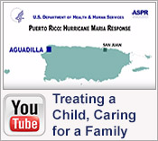 YouTube Video: Treating a Child, Caring for a Family