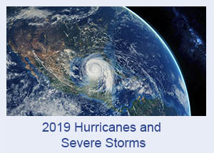 2019 Hurricanes and Severe Storms