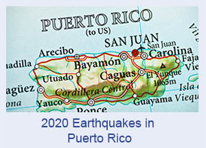 2020 Earthquakes in Puerto Rico