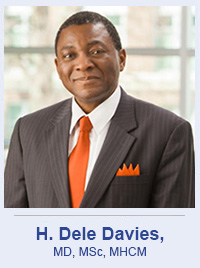 Biography of H. Dele Davies