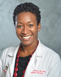 Photograph of Joelle Simpson, MD, MPH