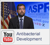 YouTube:  Antibacterial Development