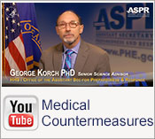 YouTube:  Medical Countermeasures