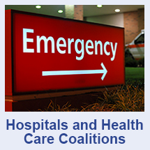 Hospital and Health Care Coalitions