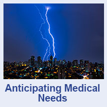 Anticipating Medical Needs