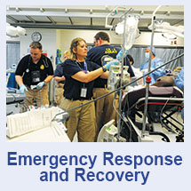 Response and Recovery from Natural Disasters