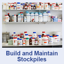 Build and Maintain Stockpiles