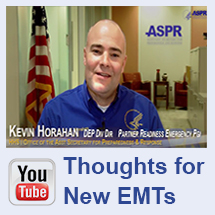 Thoughts for New EMTs