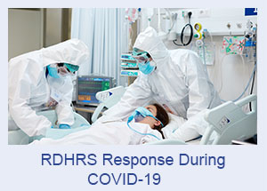 RDHRS Response During COVID-19