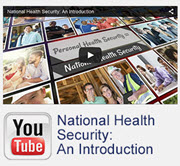 "YouTube icon of the video ""National Health Security:  An Introduction."""