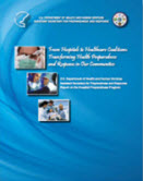 Cover of the report From Hospitals to Healthcare Coalitions