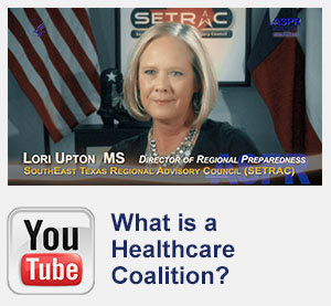 YouTube: What is a healthcare coalition?