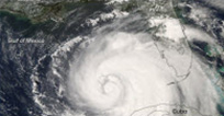 Image of Hurricane Ike