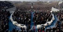 Picture of crowd at the 2009 Inauguration