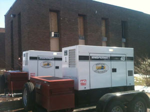 HPP generators at Morgan County ARH.